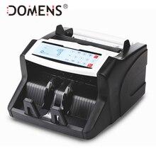 Neue Design Währung Zählen Geld Zähler UV + MG + MT + IR + DD Erkennung DMS-680T Spezielle für Multi-Currency Banknotenzähler