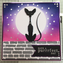 Buy Naifumodo Siamese Cats Metal Dies Cutting Dies Scrapbooking Embossing Dies Cut Stencils Cards Craft Dies for New 2019 directly from merchant!