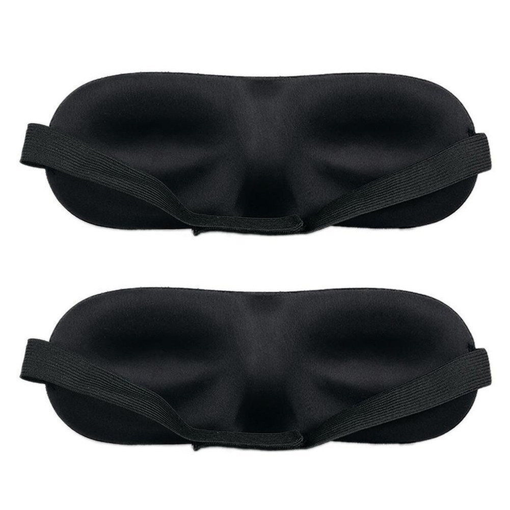 MOOL Sleep Mask X 2 Eyes Sleeping Blind Sleep Recovery Home Insomnia Increase Sleep Quality