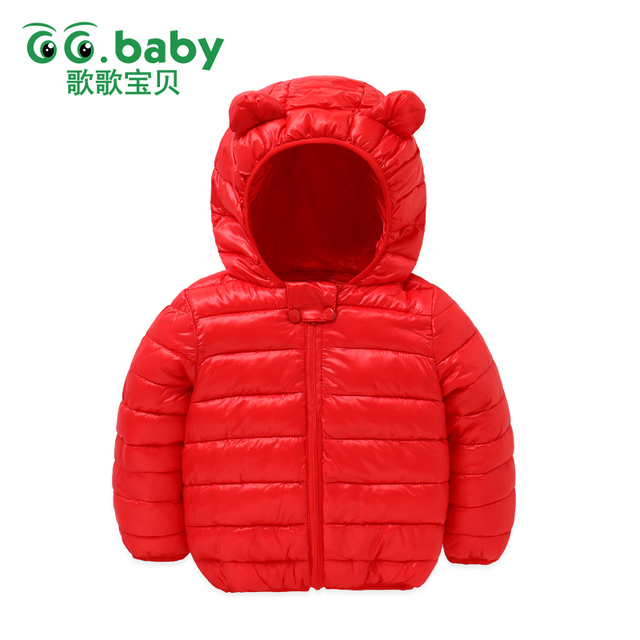 1f901801b Hooded Warm Kids Winter Jackets For Girls Clothes Down Jacket ...
