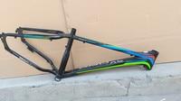 26 Inch 18 Fat Bike Aluminum Alloy Frame 21 24 27 30 Speed Frame Snow Fat