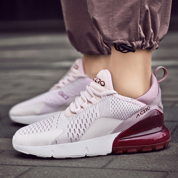 Women Casual Shoes Sneaker Women Air Sole Vulcanize Shoes Fly Knit zapatos mujer Female Platform Shoes chaussures femme Big Size