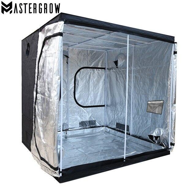 MasterGrow 240X240X200 cm Intérieur Hydroponique Élèvent La Tente ...