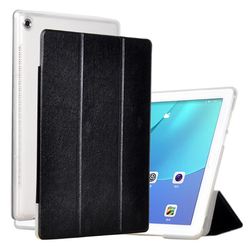 Aouiika PU Leather Case For Huawei Mediapad M5 Pro 10 Slim Smart Flip Cover For Huawei Mediapad M5 10.8