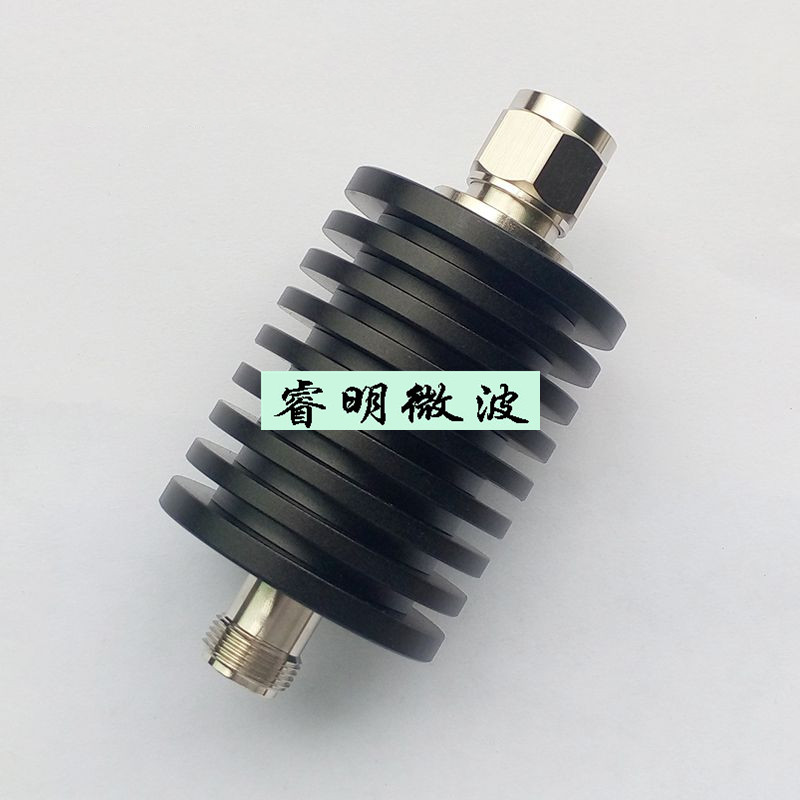 N-type 50W Attenuator, Coaxial Fixed Attenuator, Radio Frequency Microwave Attenuator, 0-3000MHz, 50N-type 50W Attenuator, Coaxial Fixed Attenuator, Radio Frequency Microwave Attenuator, 0-3000MHz, 50