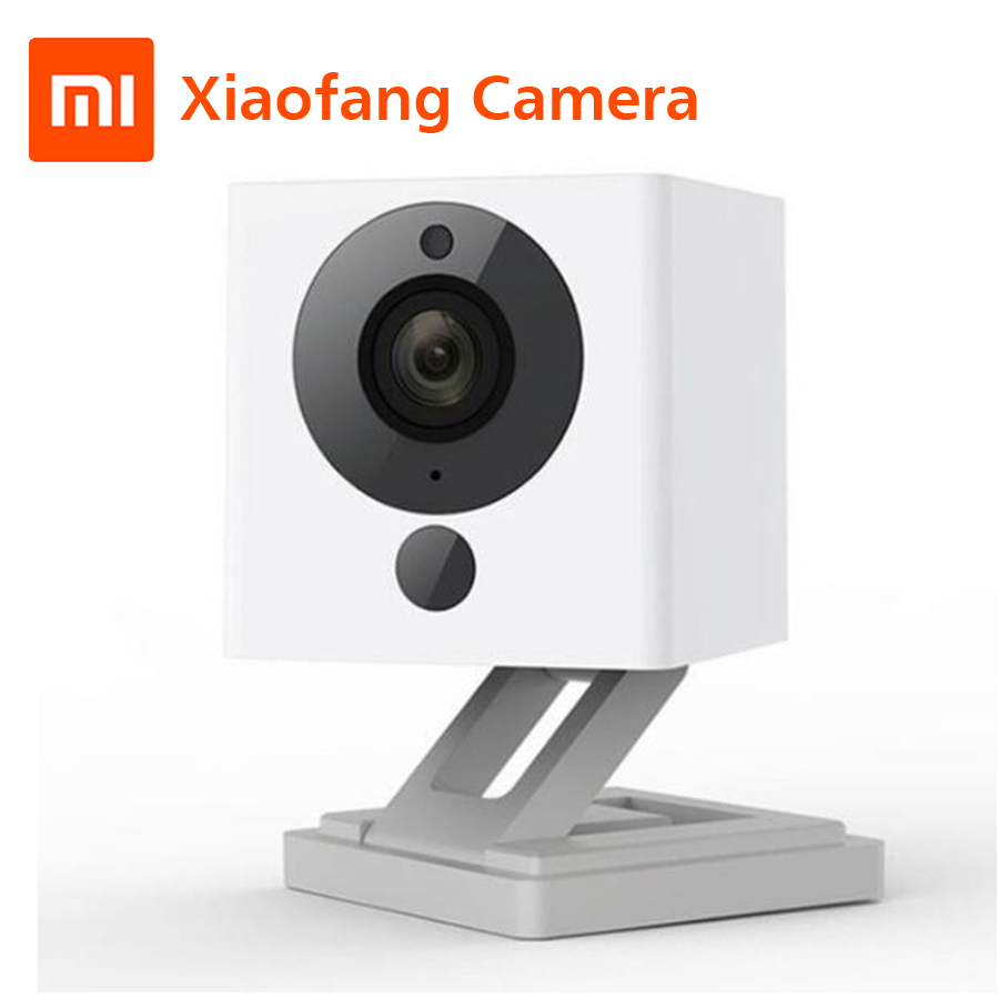 Original Xiaomi Xiaofang Portable Mini Camcorder Night Vision 8X Digital Zoom 1080P Cam WIFI App Control For Home Security