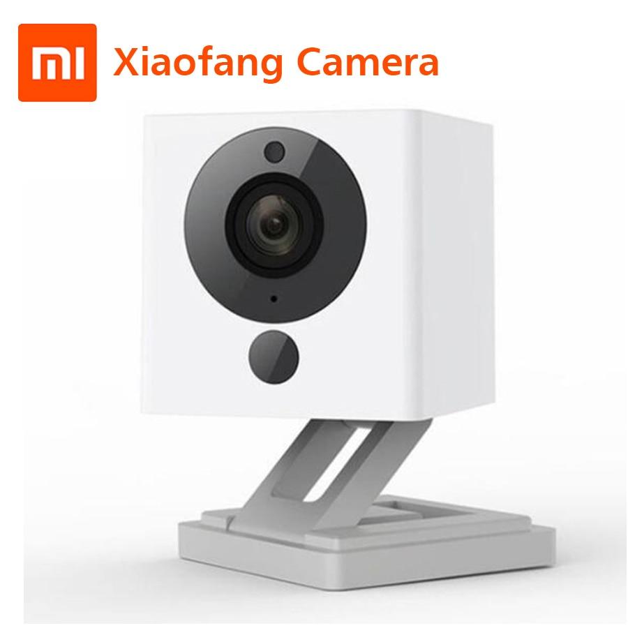 Original Xiaomi Xiaofang Portable Mini Camcorder Night Vision 8X Digital Zoom 1080P Cam WIFI App Control For Home Security