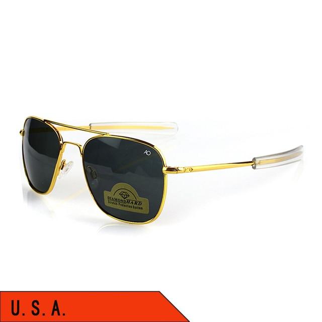 US Air Force pilot USA.AO general sunglasses sunglasses glass glasses  flying to Pakistan ec6f826515a