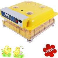 Digital Incubator 48 Eggs For Chicken Duck Goose Quail Egg Incubator Control Temperature Fast Shipping