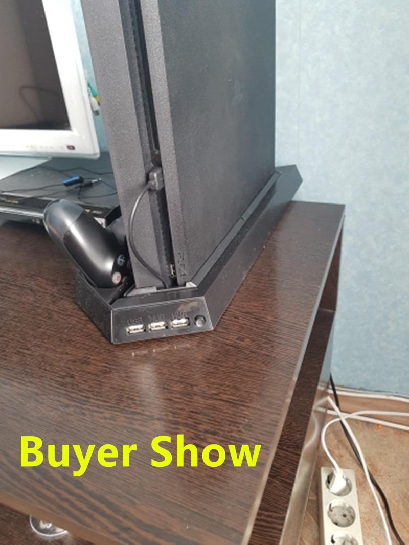 PS4 Slim және PS4 тік тежегіші - Ойындар мен керек-жарақтар - фото 6