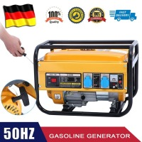 WX 2500A Power Generator 2800W Gasoline Generator Durable Emergency Power Supply Electrical Equipments EU Socket