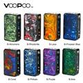 ¡Barato! 117 W VOOPOO Drag Mini Mod Vape 4400 mah E cigarrillo 510 rosca vaporizador electrónico caja de cigarrillos Mod VS arrastrar 2