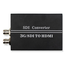 Wholesale 2019 New Style Retail SDI to HDMI Converter 3G or HD-SDI Free shipping