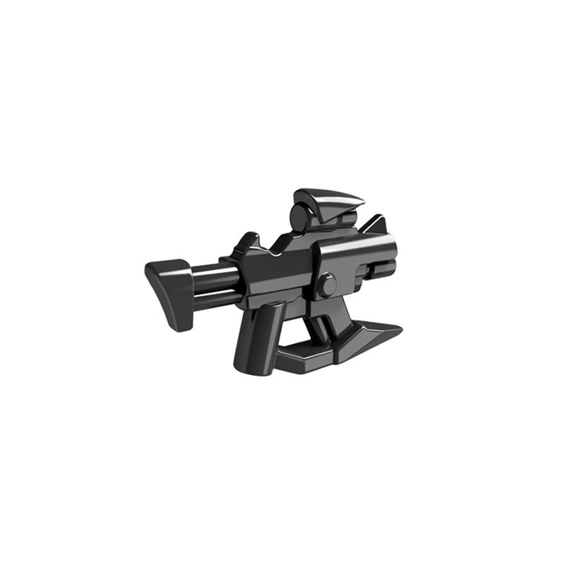 10PCS//SET Guns Trek Halo Star Wars Science Fiction Future Weapons Pack MOC Parts
