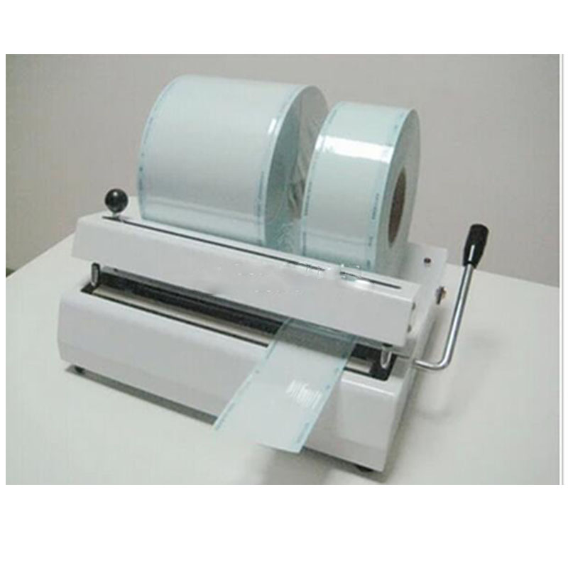 купить New Dental Sealer/medical Sealer/sterilization Bag Sealer/mouth/disinfecting Bag Sealing Machine по цене 9325.18 рублей