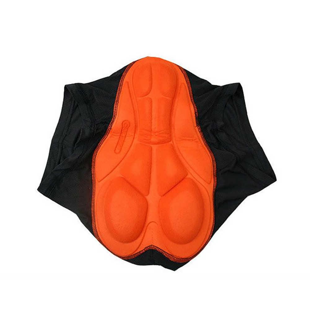 Bisiklet kısa bisiklet şort Unisex siyah bisiklet bisiklet rahat iç çamaşırı sünger jel 3D yastıklı bisiklet kısa pantolon spodenki sıra
