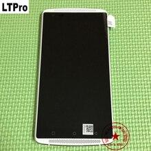 LTPro Geprüfte funktion Telefon Teile Für Lenovo Vibe X3/Zitrone X X3c50 X3c70 LCD Display Touchscreen Digitizer Montage Mit Rahmen