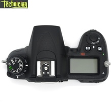 D7000 Top Cover With  LCD And Flash Board Camera Repair Parts For Nikon