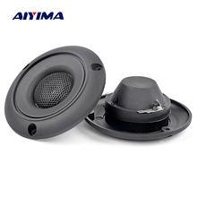 Aiyima 2 шт 25 дюйма пьезоэлектрический высокочастотный громкоговоритель