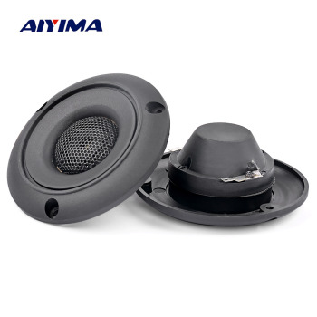 finlemho tweeter speaker accessories treble horn 1 inch 127mm for hifi home theater karaoke professional audio mixer r127 dj AIYIMA 2Pcs 2.5Inch Piezo Tweeter 25W Ceramics Piezo Treble Speaker Piezoelectric Audio Speaker Buzzer Treble DIY Home Theater
