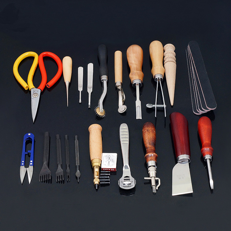 Leather Craftsman Hand Tool Sets