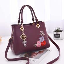 New 2019 Elegant Over Shoulder Bag Women Designer Luxury Handbags Bags Sweet Messenger Crossbody Bolsa Feminina