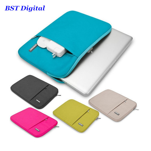 Slim Laptop Sleeve Bag Carrying Case For Dell Xps 13 Ultrabook Water