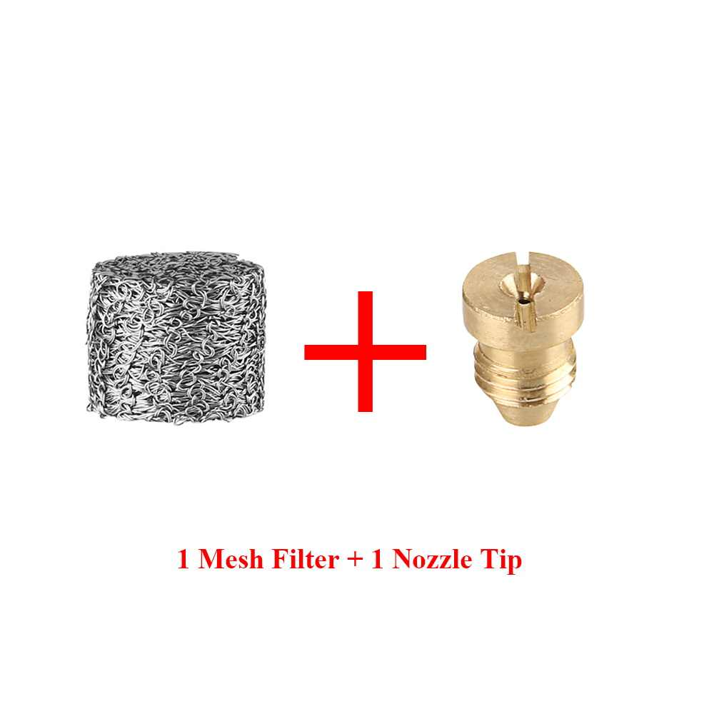 Snow Foam Nozzle Mesh Filter Tablet For Snow Foam Lance/ Foam Generator/ Gun Car Washing Accessories