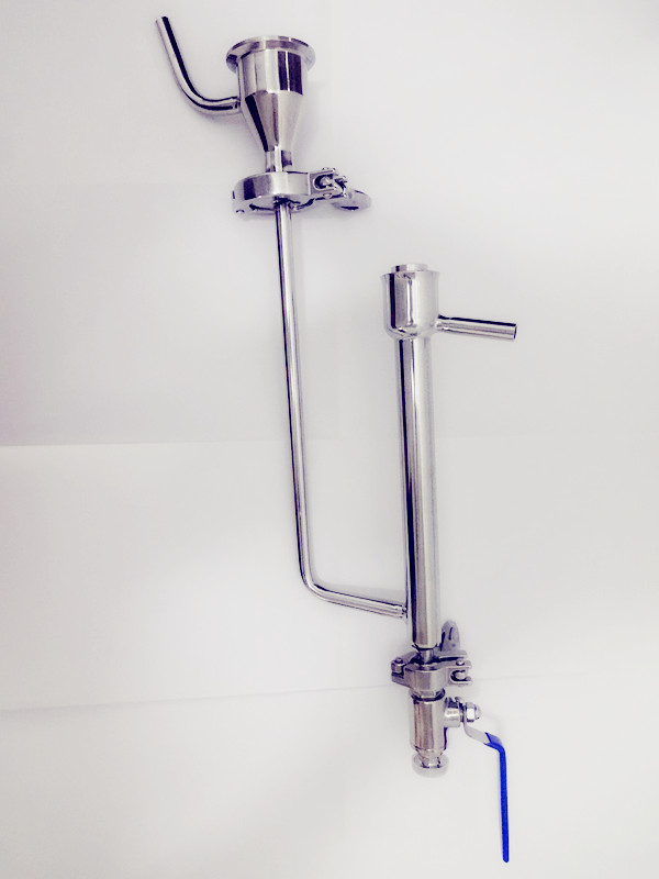 Free Shipping Tri-clamp  Parrot  Body  Connection 2