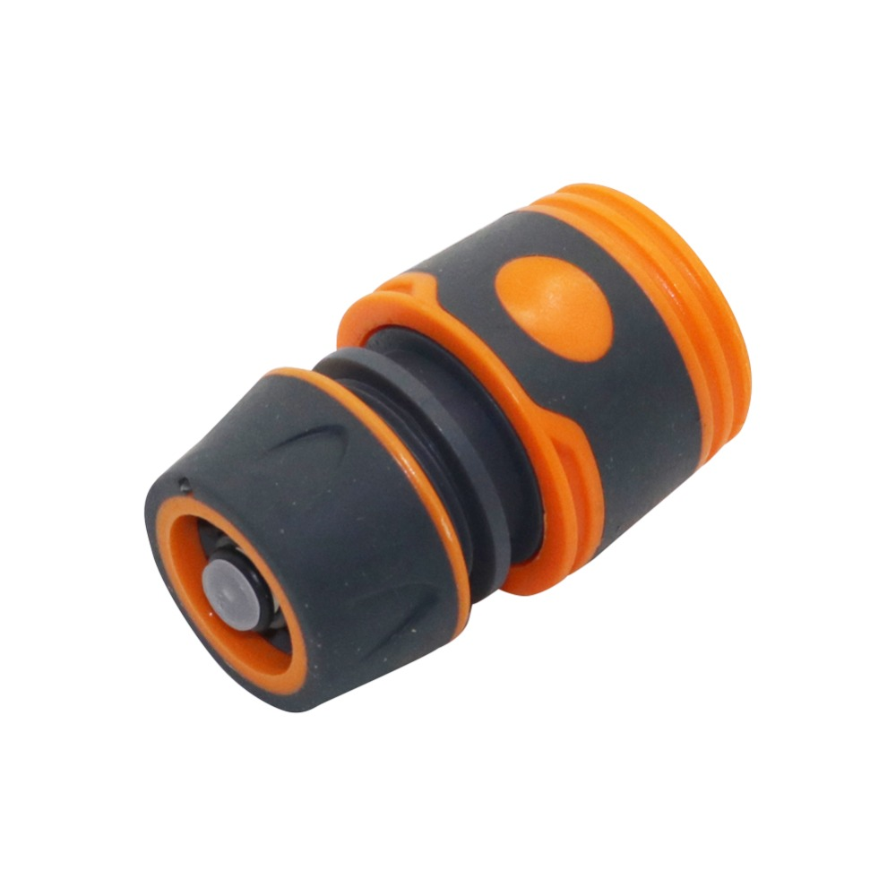 Car Wash Hose Connector Waterstop Connector for 1 2 Inch Hose Garden Lawn Irrigation Fittings Pipe Car Wash Hose Connector, Waterstop Connector for 1/2 Inch Hose Garden Lawn Irrigation Fittings Pipe Adapters 1 Pc