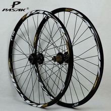 MTB Mountain Bike Wheels 26 27.5 29 inch Bicycle Wheelset Hub 6 Claws DH AM Wheel 15mm 20MM 12MM 9MM Thru-axle QR wheelset Rim