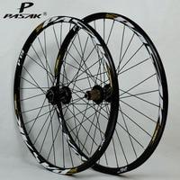 MTB Mountain Bike Wheels 26 27.5 29 inch Bicycle Wheelset Hub 6 Claws DH AM Wheel 15mm 20MM 12MM 9MM Thru axle QR wheelset Rim