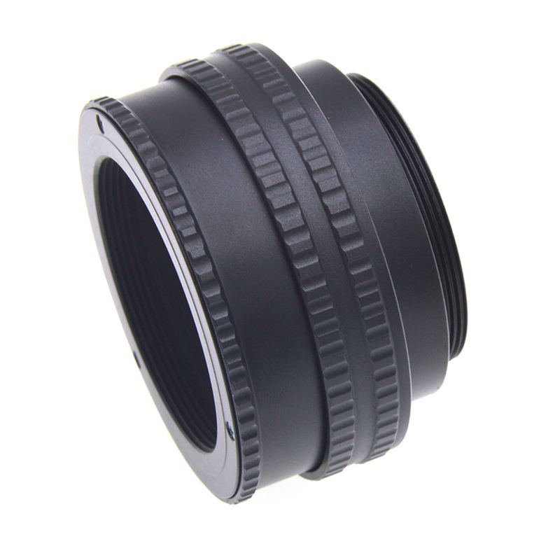 Hot <font><b>M42</b></font> To <font><b>M42</b></font> Lens Adjustable Focusing Helicoid Macro <font><b>Tube</b></font> Adapter-17mm To 31mm image