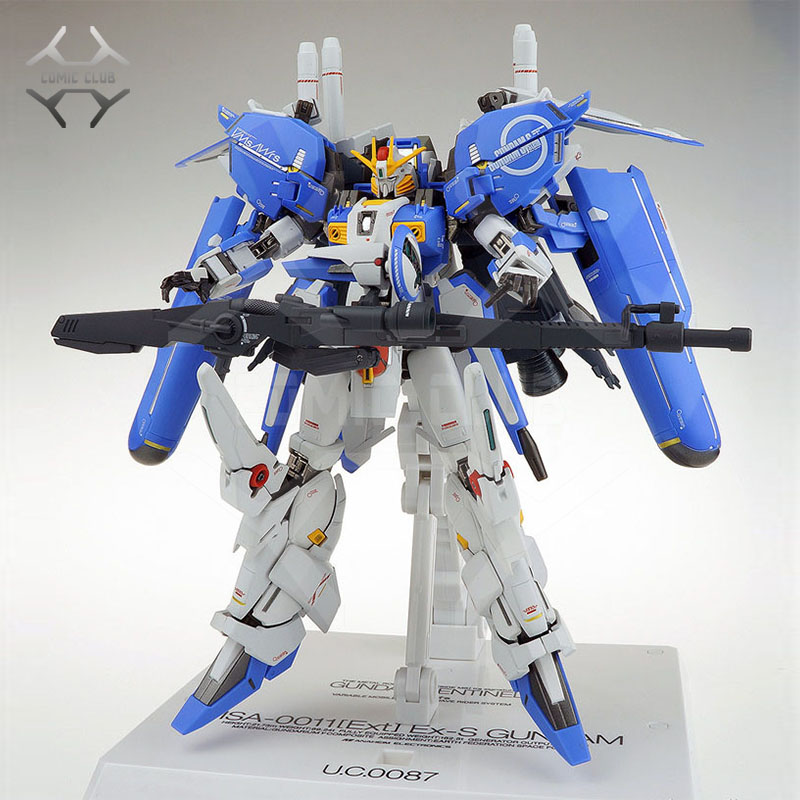 COMIC CLUB IN STOCK Storm Model metal Robot Spirits gundam exs toy Action Figure