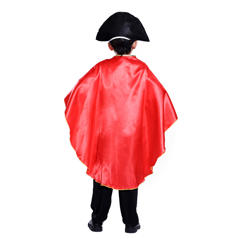 De nya piraterna i Karibien Halloween maskerade cosplay barndräkt - Maskeradkläder och utklädnad - Foto 6
