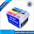 New 73N T0731N Refillable Ink Cartridge For Epson Stylus TX200 TX410 TX210 TX400 TX300F T40W TX600FW TX550W Printer With Chips