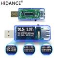 dc energy voltage meter tester usb doctor car digital voltmeter ammeter voltimetro current amp volt doctor power bank charger
