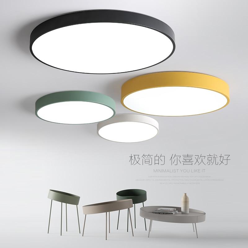 Modern LED Ceiling Light Lighting Fixture Living Room ...
