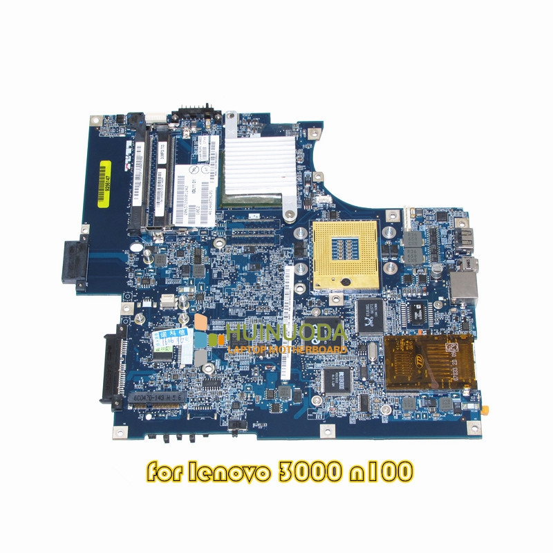 NOKOTION Mainboard IDL11 LA-3511P For lenovo 3000 N100 laptop motherboard DDR2 945GM FRU 41W8032 nokotion laptop motherboard for lenovo g570 la 675ap mainboard intel hp65 ddr3 socket pga989