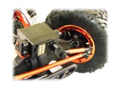 Р/У машинками ящер 1/10th 4WD РТР дистанционного управления электрическим приводом внедорожных гусеничный 94180