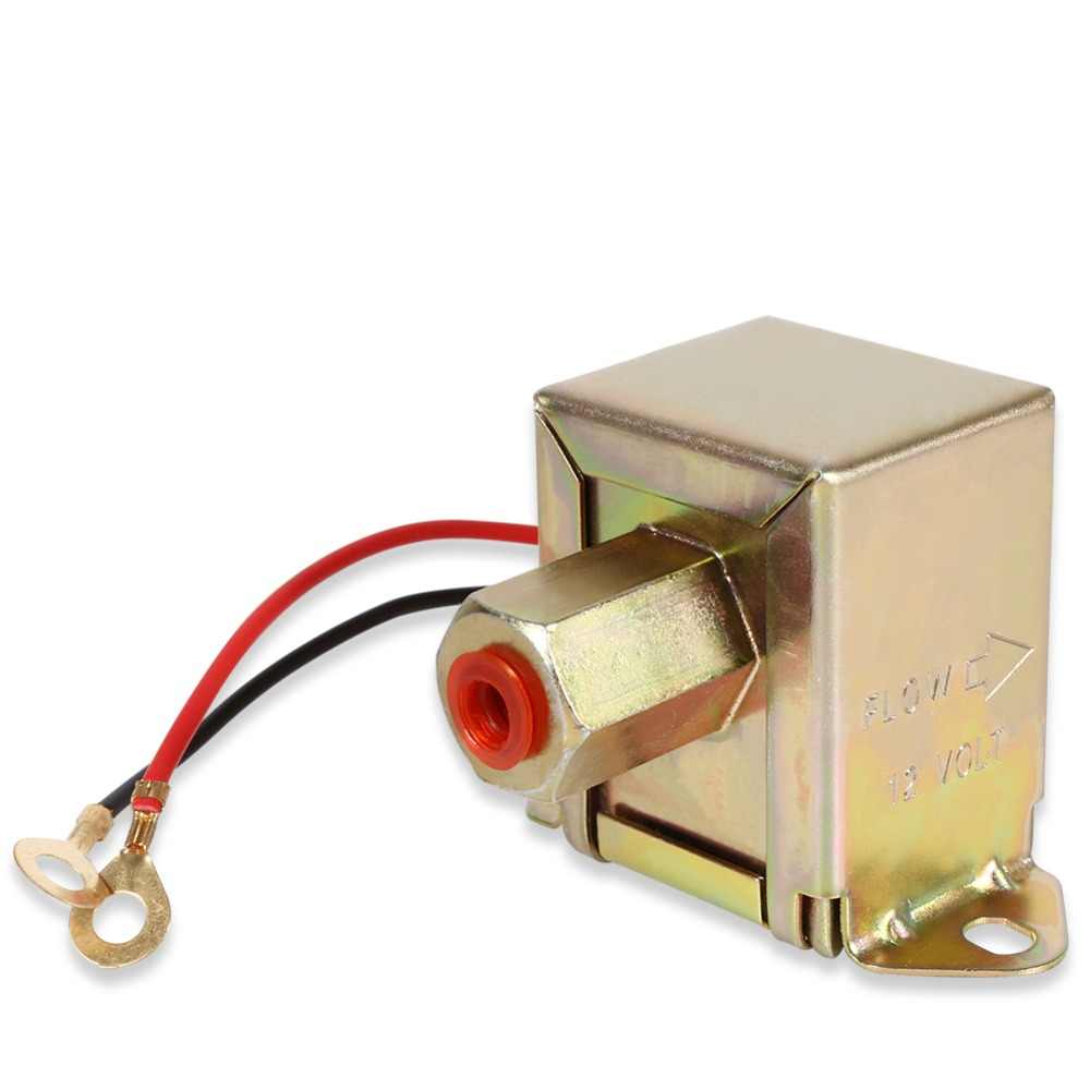 small resolution of  12v universal electric fuel pump inline filter diesel petrol engine pump facet copper or gasoline petrol