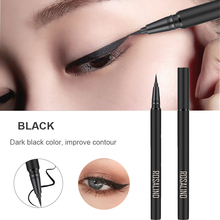 ROSALIND Cosmetics Makeup Eyeliner Waterproof Liquid Stamp Pen Color Shinny Black Gel Persistent Makeups