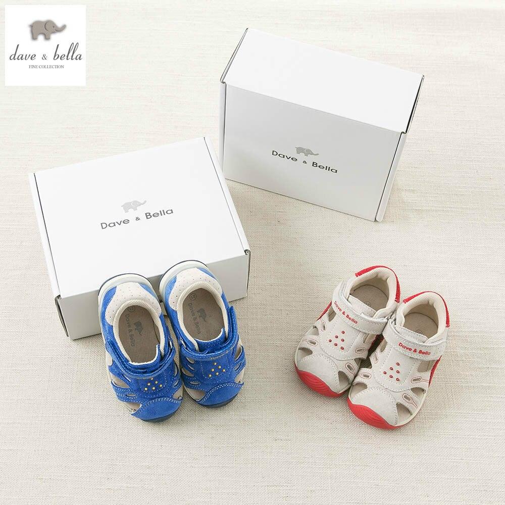 DB5200 dave bella baby boy summer sandals