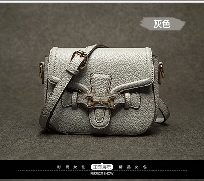 women messenger bags pu women handbag (1)