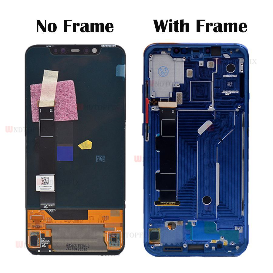 Mi8 LCD display touch