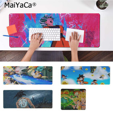 MaiYaCa Cool New Dragon Ball Silicone large/small Pad to Mouse Game Free Shipping Large Keyboards Mat
