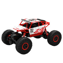 Buggy Car HB1803 2.4G 1/18 4CH 4WD Rock Crawlers Hobby Driving Double Motors Truck Car Remote Control Car Model Hobby Rc Toys