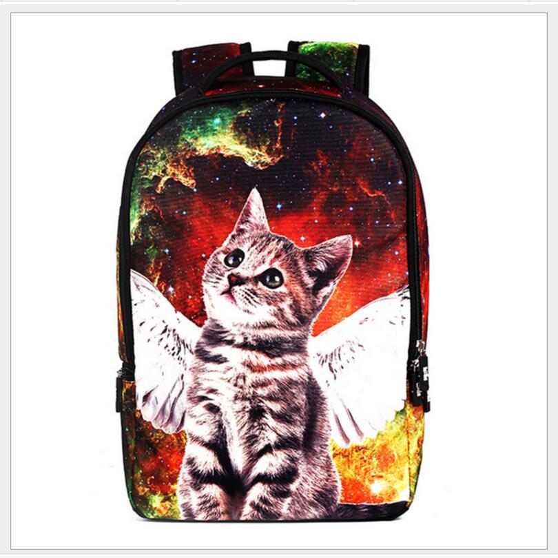 kawaii cat backpack cute animal backpacks for teenage girls school bags kids bag women travel bags boys bag backpack schoolbag