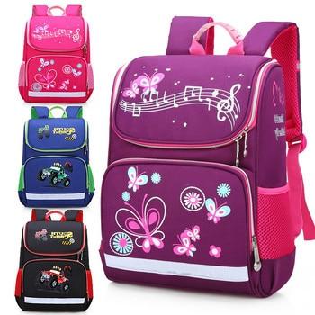 цена на Children School Backpacks Backpack Girls Kids shool Bag Bags For Boys Schoolbag Mochila scool