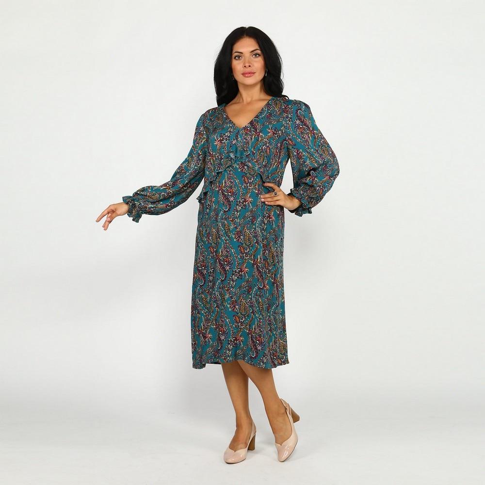 Dresses MIO IMPERATRICE 30430 women sundress large size chiffon velvet velour lace multi with low waistline Maxi and MIDI fema lace panel low cut sheer babydoll